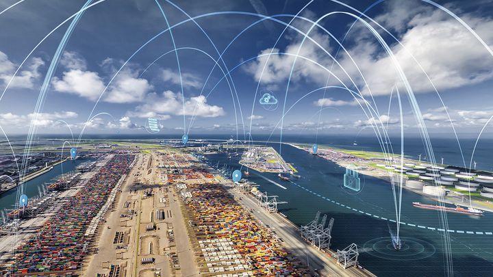 transport company, Rotterdam port, the port of Rotterdam, forwarder company, forwarding company, freight forwarder company, shipping company, international transport company, Transportation company